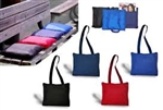 4 in 1 fleece blanket tote bag picnic blanket seat cushion