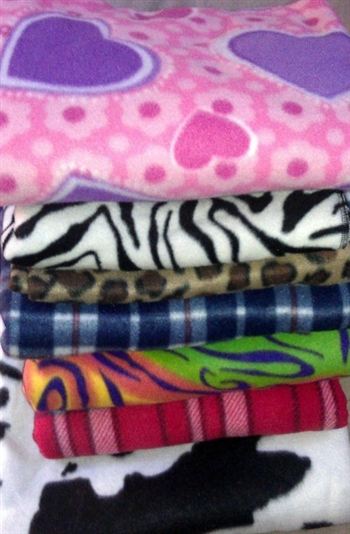 wholesale fleece blankets for promos 58x72