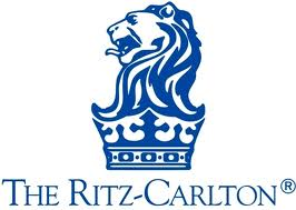 ritz carlton corporate fleece blanket