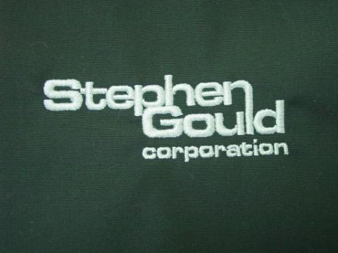 stephen gould corporate fleece blanket