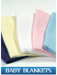 Order single retail baby blankets. For discounted pricing, order our baby blankets in bulk.