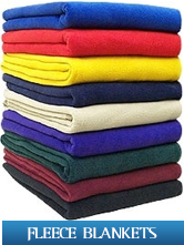 We use only the highest quality 330gsm non-piling fleece available. None of our competitors beat our price for the quality you receive from PeachFur Fleece. Our fleece blankets are the perfect choice for your next sporting, promotional, or company event. Sport teams love our blankets. Have your team or company logo custom embroidered. Custom sizes available upon request.