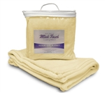 mink coral baby blankets