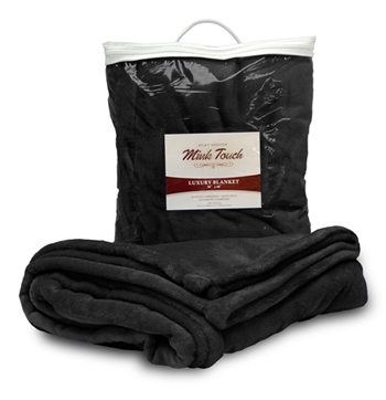 PeachFur Fleece Mink Touch Fleece Blankets