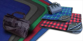 solid color picnic blankets