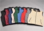 wholesale fleece vests
