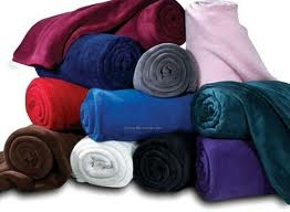 Recycled Fleece Blankets