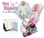 solid color fleece baby blankets