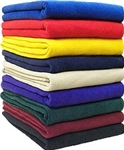 wholesale standard size fleece blankets
